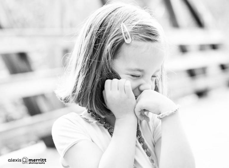 Alexis Merritt Photography Bothell children portraits