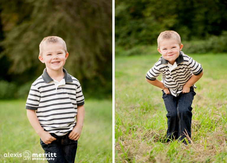 Bothell Child Portraits. Alexis Merritt Photography