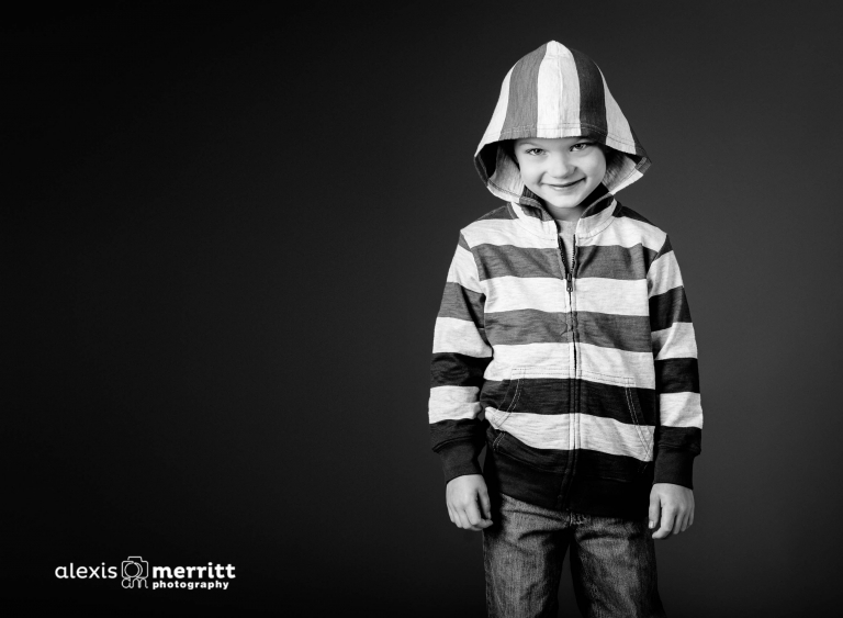 Brothers in the studio | Bothell Child Photographer