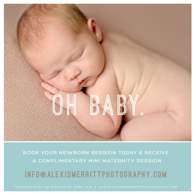 Complimentary session | Seattle Maternity + Newborn Photographer