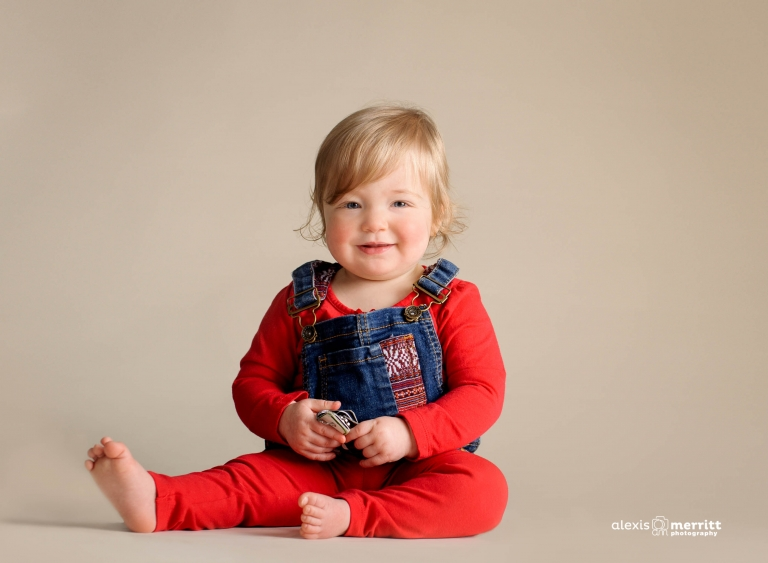 1st year portraits | Seattle baby photographer