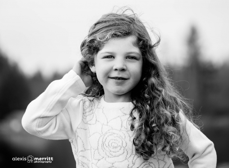 Seattle Child Photographer | Cottage Lake Park
