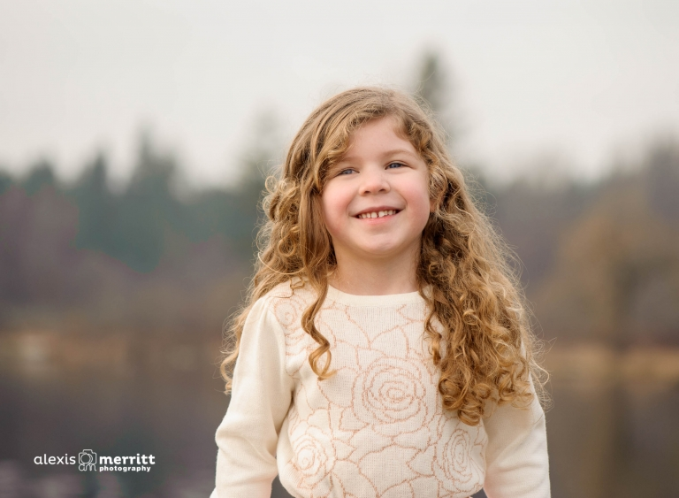 Seattle Children Photographer | Cottage Lake Park