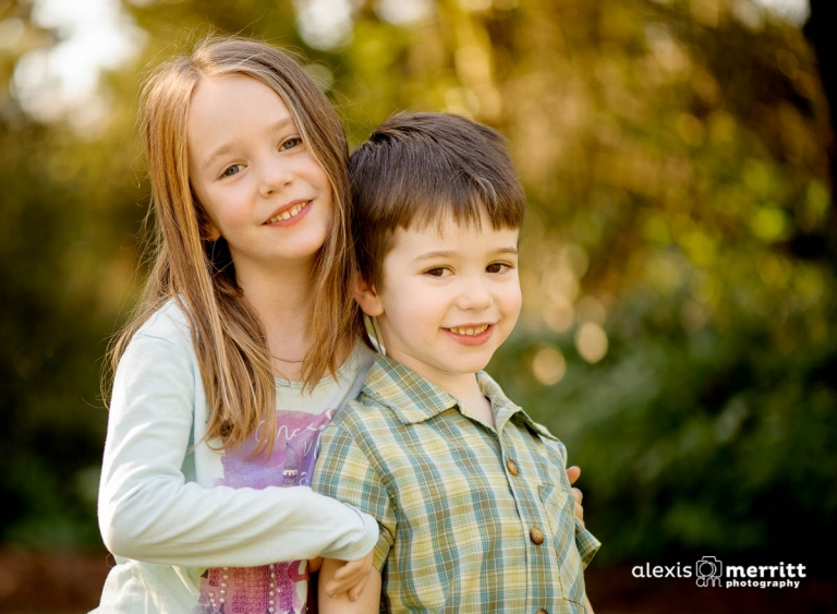 Sibling Photography in Seattle