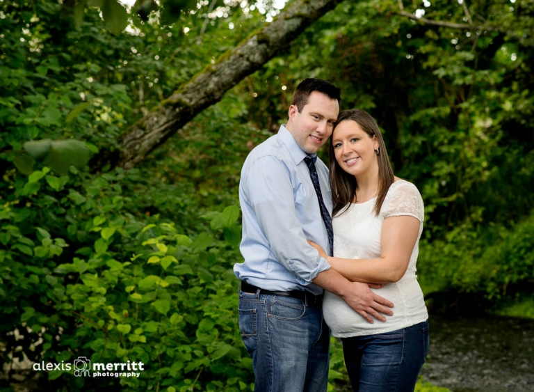 Bothell Pregnancy Portraits