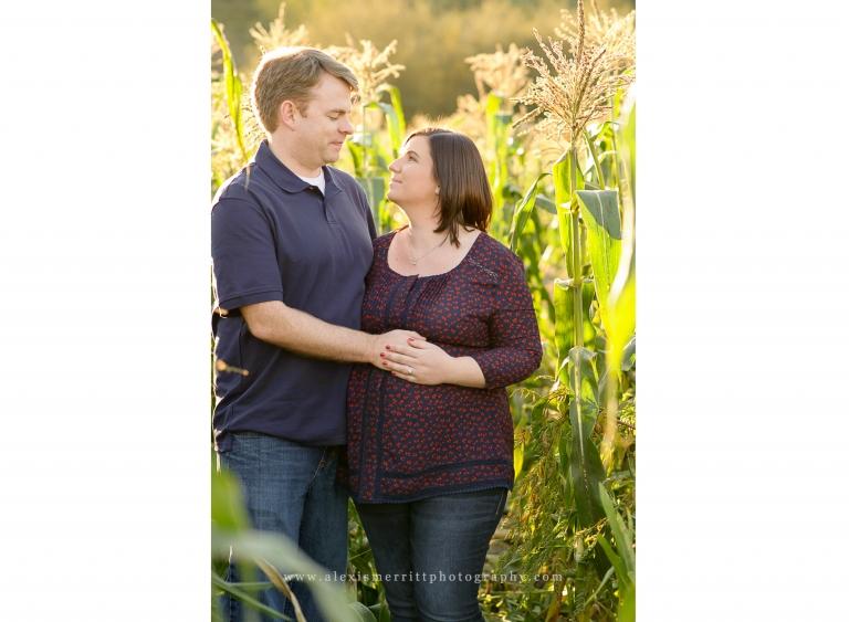 Bothell Pregnancy Portraits