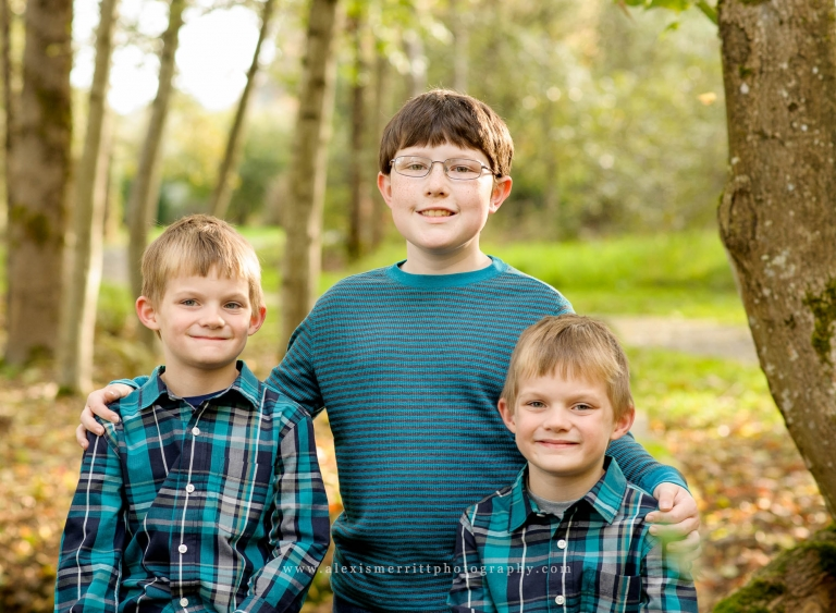 Brothers | Seattle family Photographer