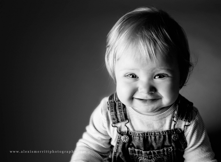 Seattle Toddler Photographer