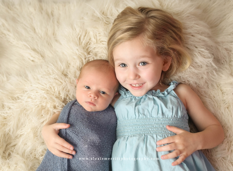 Siblings | Bothell Newborn Photographer