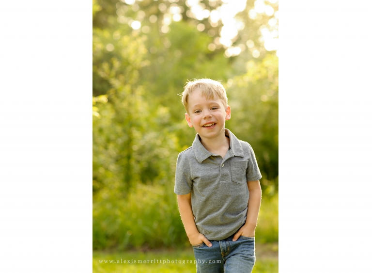 Boy with hands in pockets | Bothell Child Photographer