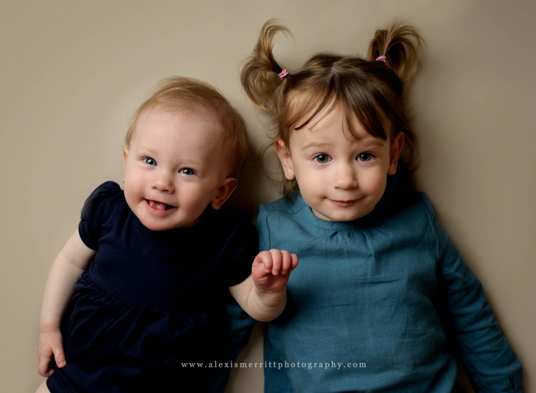 Sisters | Bothell Studio Photographer