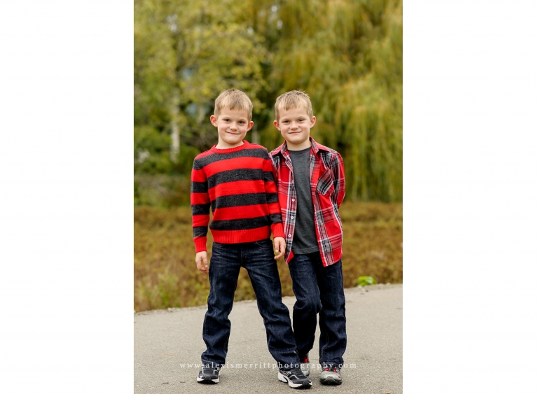 Twin boys | Seattle Family Photographer