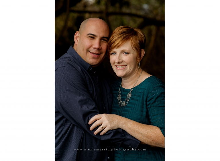 Mom and Dad portrait | Mill Creek family photographer