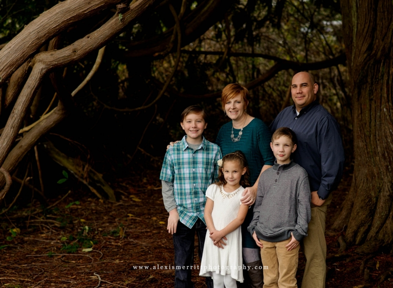North Creek park | Seattle Family Photographer