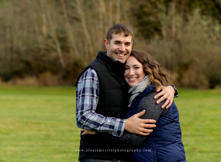Couple portraits | Bothell Family Photographer