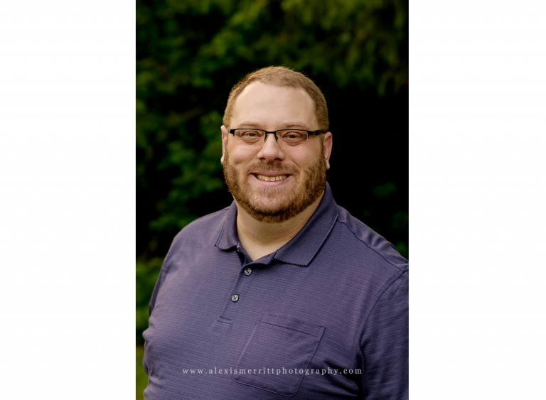 Business headshot | Bothell Family Photographer